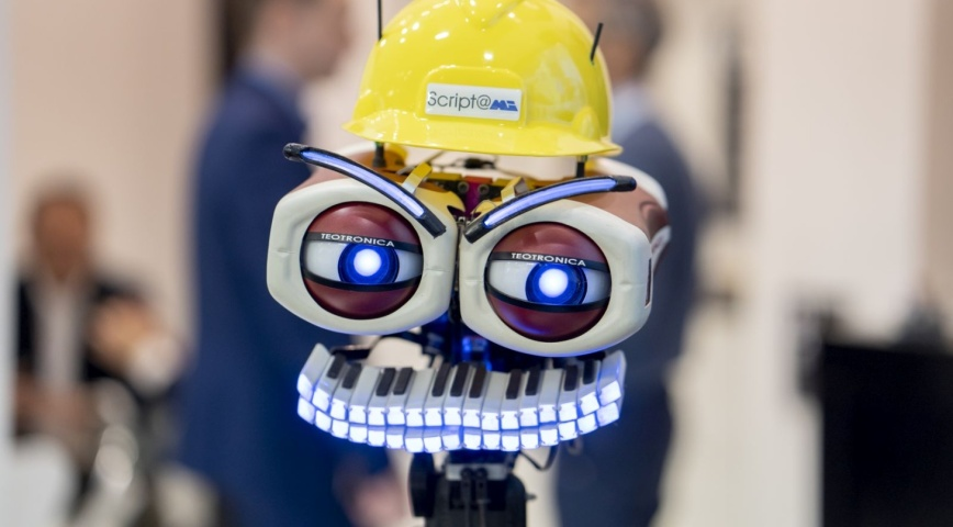 ROBOTICA HANNOVER MESSE 2019